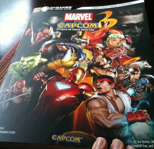 Marvel vs Capcom 3 guide