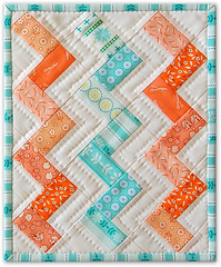 Portland Modern Quilt Guild - Mug Rug Swap