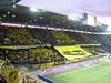 YB vs. FC Basel Choreo (hoppyb@rocketmail.com) Tags: fussball soccer fans yb gelbschwarz wankdorf choreo bscyb hoppyb