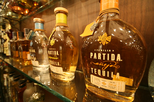 Mas Malo: Inside the Tequila Vault