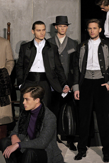Alexander Johansson3262_FW11_Paris_Arnys(Simply Male Models)