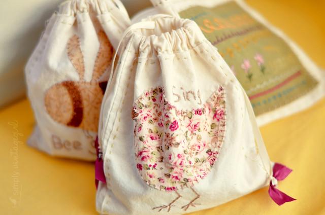 Little Bag Tutorial: Complete