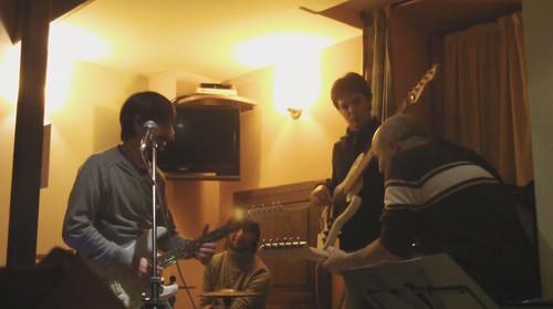 concerto blues del gruppo abruzzese Lu blues
