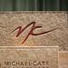 Kraft Letterpress Business Card - Michael Carr