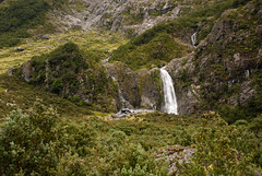 The valley of waterfalls Photo