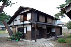 旧東村(花輪):今泉嘉一郎邸