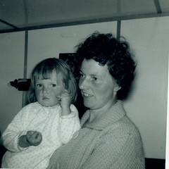 Image titled Valerie McCreath and Mum 1963
