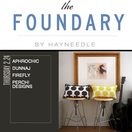 AphroChic Foundary Sale