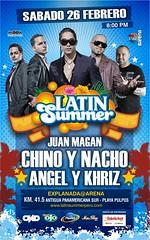 Latin Summer 2011 - Explanada Arena