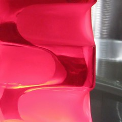 Less is more versus more is less... (Dom Guillochon) Tags: california light usa abstract art colors unitedstates couleurs details minimal vase colori minimum glassvase lessismore moreisless metalchair minimummaximum colorphotoaward