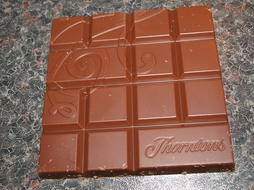 Thorntons 38% Venezuelan Tonka Bean Milk Chocolate
