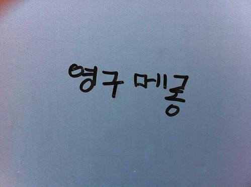 영구 메롱