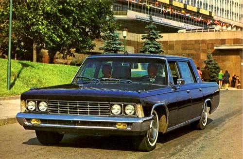 1972 ZIL-117 Limousine (U.S.S.R.)