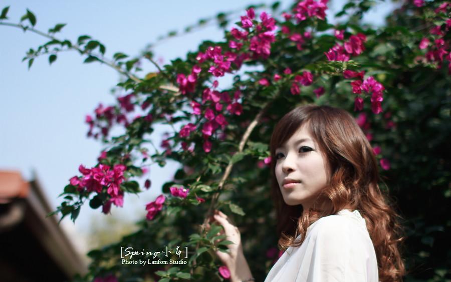 PFC226中區外拍-Spring*小布