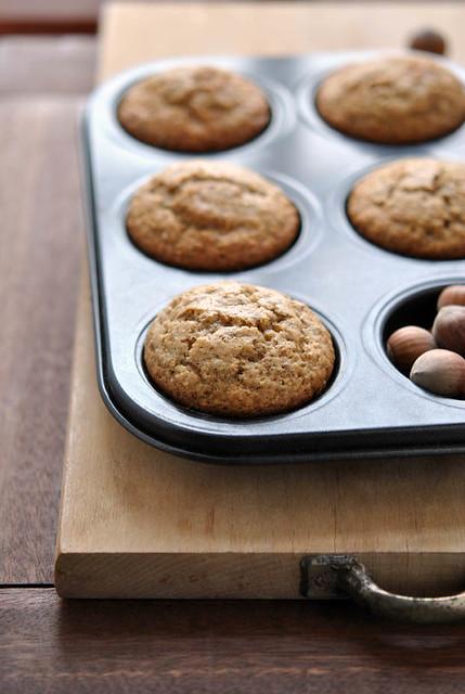 3.Muffins alle nocciole