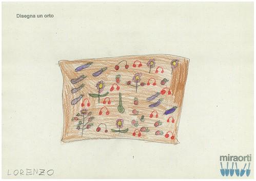Disegna un orto 2A 5