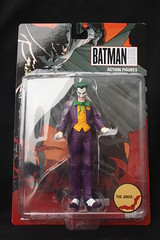 Bat Inventory- Batman and son- Joker Figure