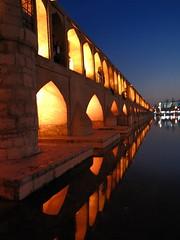 Sioseh pol , 33 pol (alfered_davinchi) Tags: iran 33 esfahan irn   siosehpol iraan      iro   iranas  rn    aniarin    irna