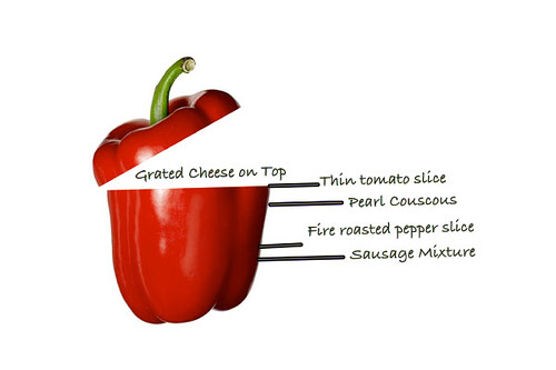 How to stuff a pepper