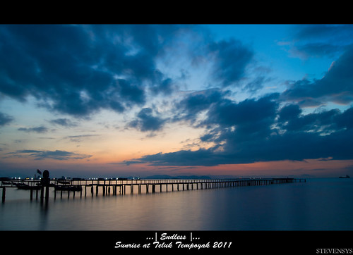 Sunrise @ Teluk Tempoyak 2011