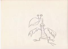 Hanna Barbera ABBOTT & COSTELLO Animation Drawing 1967 (Nemo Academy) Tags: original hanna drawing abbott costello barbera