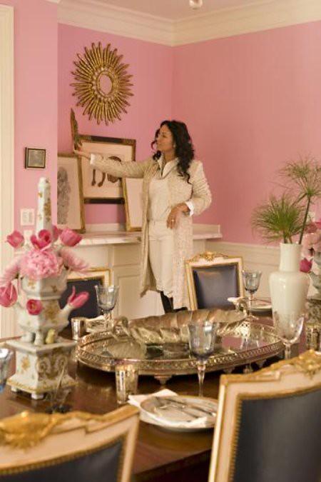 Windsor Smith Pink Interior