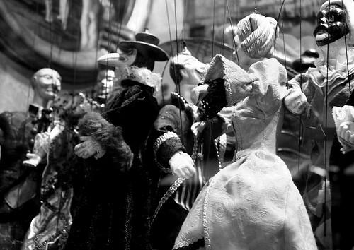 Marionettes...Venice