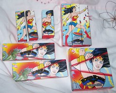 My MAC Wonder Woman Collection