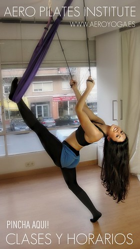 swing anti aging aerial pilates en Madrid! HORARIOS
