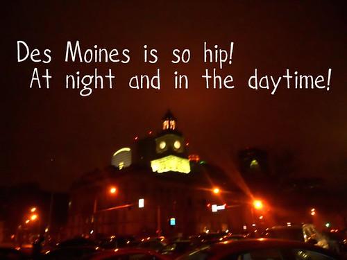Hip Des Moines
