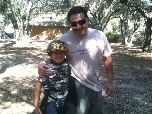 Survival training at Hahamongna Park in Pasadena by Etiebens