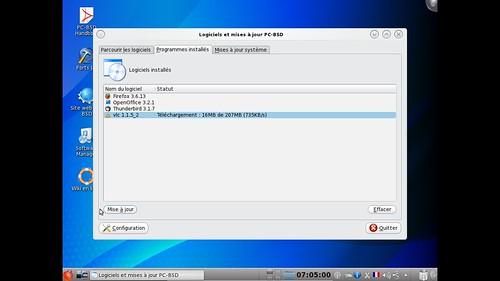 VLC mis à jour... 207 Mo !