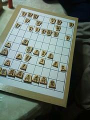 将棋に興味があるようです