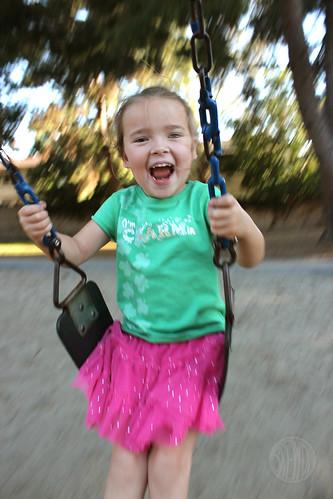 swingin'!
