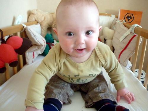 Thomas - 8 Months