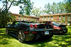 Ferrari Scuderia 16m (Explored) (texan photography) Tags: italia texas houston ferrari sl gto bugatti lamborghini scuderia sv veyron 430 599 458 16m lp640 lightroom3 lp560 lp670 lp570