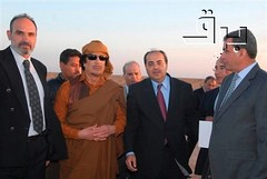 Is there a Q in Qadhafi?