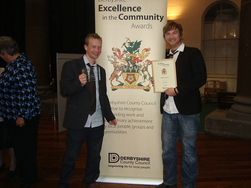 Excellence in the Community Awards 2010 by thedropinn