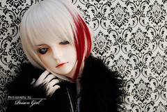 Ashlar - DOT Lahoo (-Poison Girl-) Tags: boy red white ball hair doll dream dot sd bjd superdollfie hime poisongirl usagi dreamofdoll balljointeddoll ashlar lahoo usagihime dotlahoo