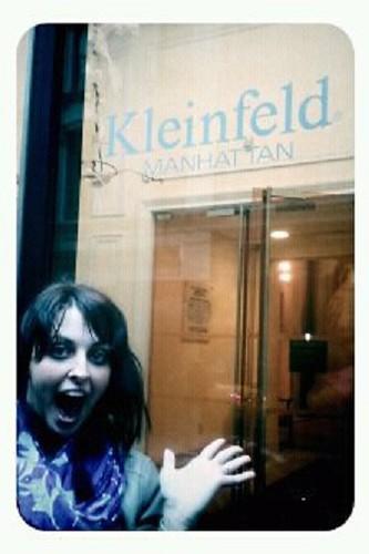 NYC 2011- Kleinfeld