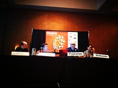 Federating the Social Web. The Panelists #FSW