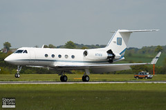 N711EG - 349 - Private - Gulfstream III - Luton - 100517 - Steven Gray - IMG_1990