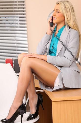フリー写真素材, 人物, 女性, 電話・携帯電話, OL・オフィスレディー, ビジネス, オフィス,