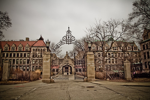 University of Chicago Gate
