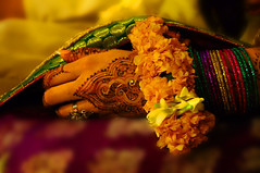 Henna (saadomer) Tags: wedding pakistan festival trend henna mehndi