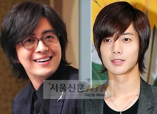 Kim Hyun Joong & Bae Yong Joon  to Aid Japan [14.03.11]