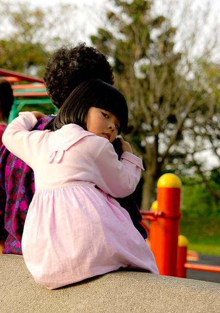 好無聊阿!!公園拍拍~~
