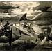 010-Seguridad publica-La gendarmeria atmosferica-Le Vingtième Siècle 1883- Albert Robida