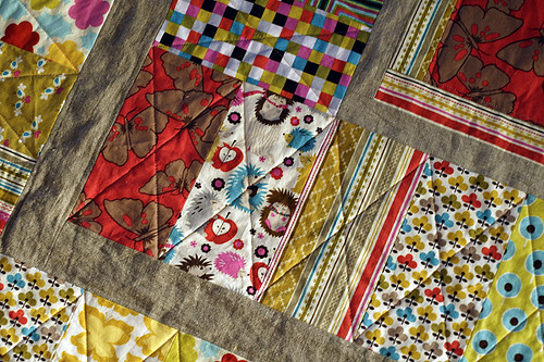 easy peesy, but super cute quilting!