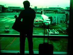Morning at the Airport (adyat06) Tags: travel airport singapore changi